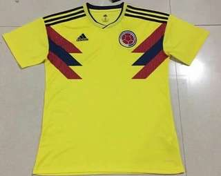 Colombia 2018 Home World Cup Kit