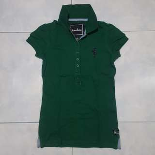 Kamiseta Green Polo Shirt XS-S