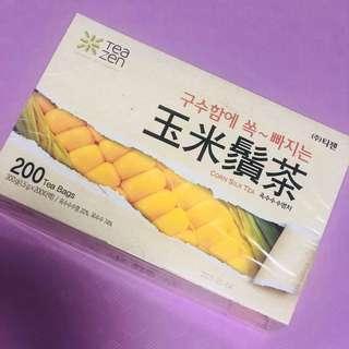 韓國製 Teazen 粟米鬚茶 200包入