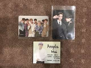 WTS Monsta X The Code Photocard