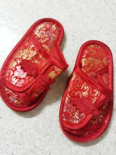 Chinese Inspired Slippers