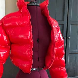 (only 3 left) $340-$320-$300 Bubble Jacket with complementary gift(bodysuit)