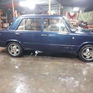 Fiat 124 rare
