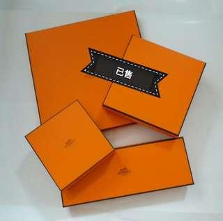 Hermes 吉盒 (2個)