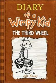 Diary of a wimpy kid- the third wheel