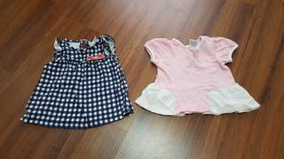 Baby top ( price for two )