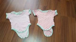 Baby Romper ( price for two )