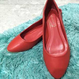 New Vincci Red Heels