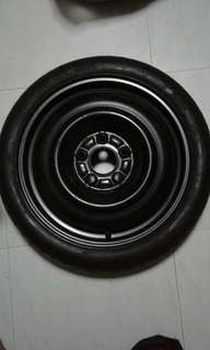 Spare tyre 16''