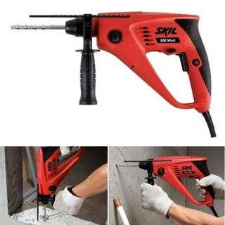 Perkhidmatan drill tebuk dinding & pemasangan barangan ikea