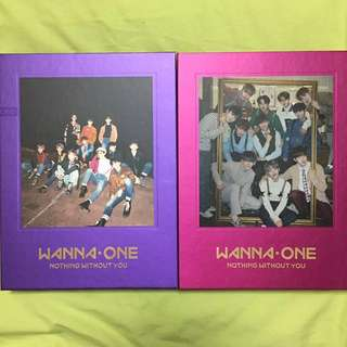 [WTS] Wanna One Nothing Without You Album