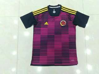 Colombia 2018 World Cup Pre Match Kit