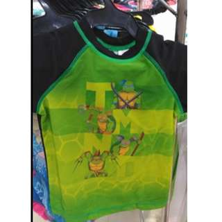 Ninja Turtle Rash Guard
