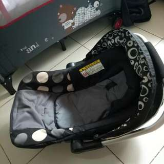 3 In 1 Carrier,  Rocker And Bassinet