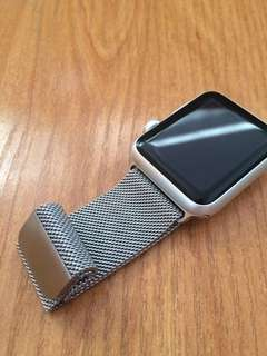 Apple Watch band milanese loop