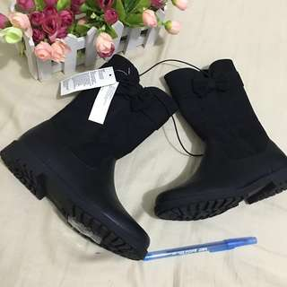 BNWT h&m boots with free pen