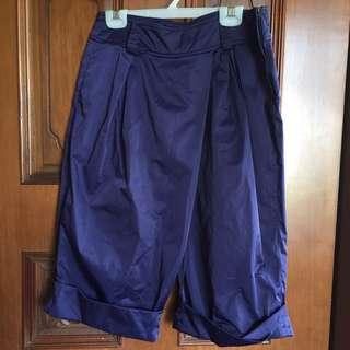 🚚 滑面造型褲
