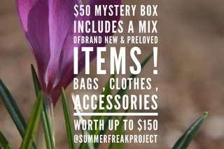 $50 luxury Grab Bag !