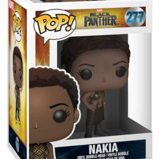 Marvel Black Panther Funko Pop: Nakia