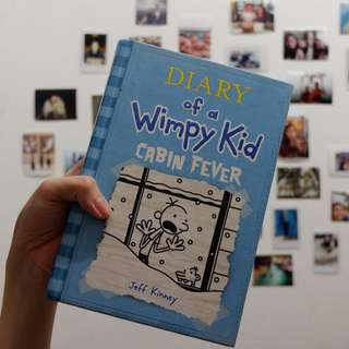 (Hardbound) Diary of a Wimpy Kid: Cabin Fever
