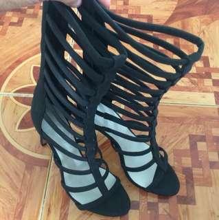 ALDO gladiator heels