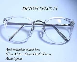 Proton Anti radiation eyeglasses (Specs07)