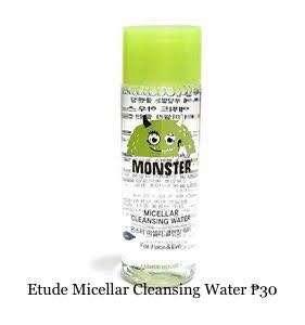 ETUDE HOUSE Micellar Cleansing Water 25ml