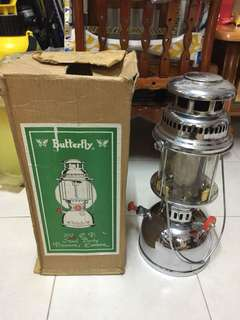 Vintage oil lantern ( Brand -Butterfly)