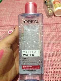 Miscellar Water