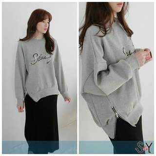 Sweater jumbo JANET sweater big size sweater korea jumbo Sweater xxl