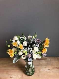 Flower Bouquet or Vase