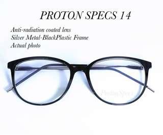 Proton Anti radiation Eyeglasses (Specs 14)