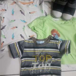 Preloved baby clothes suitable for your baby boy
