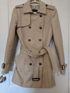 Zara Trench Coat, size M