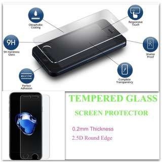 Tempered glass for iPhone 6 6+ 7 8 7+ 8+ x