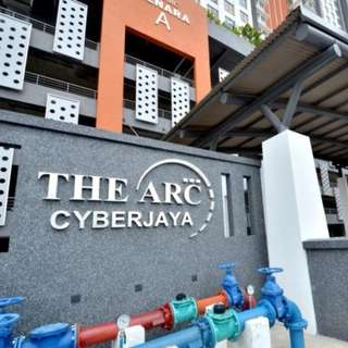 [WTS] THE ARC Condo 913SF Cyberjaya [FULLY FURNISH+ RENOVATED] MUST VIEW TO BELIEVE