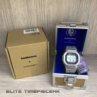 全新現貨 Casio G shock x Bombonera x FCRB 第一代 Sophnet 限量版 DW-56RTS Japan Limited Edition