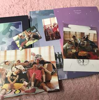 BTS NOW 3 with 2 pc