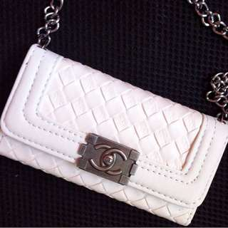 Iphone 5/5s Case | Chanel Le boy Inspired Case