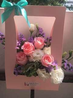 Flower Rose Anniversary Birthday