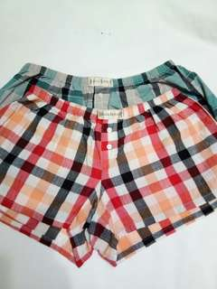 Authentic banana republic Boxer's shorts