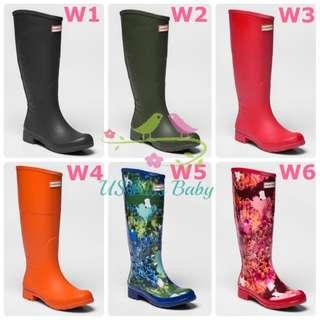 Hunter女裝雨靴