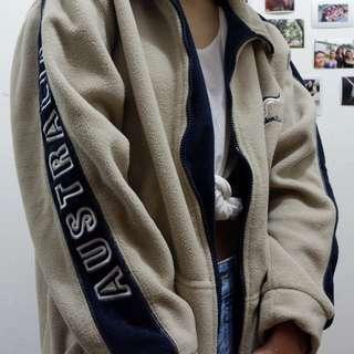 AUSTRALIA Oversized Vintage Jacket