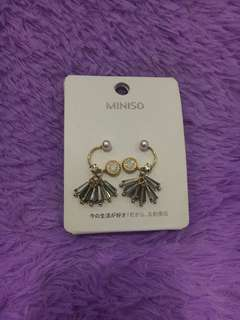 Miniso earrings