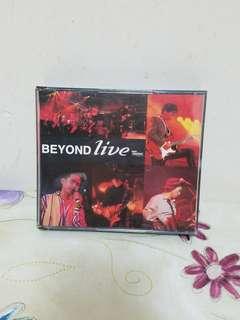 BEYOND live 1991 演唱會2CD