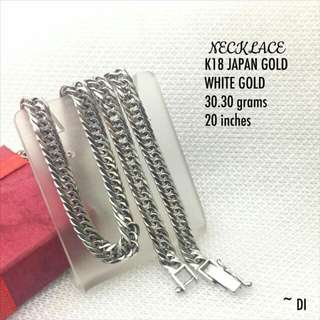 Japan Necklace