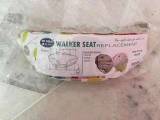 Mydear Baby walker replacement seat