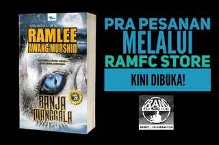 RAMLEE AWANG MURSHID - BANJA MANGGALA
