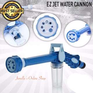 8-in-1 EZ Jet Water Cannon Multi-Function Spray Gun