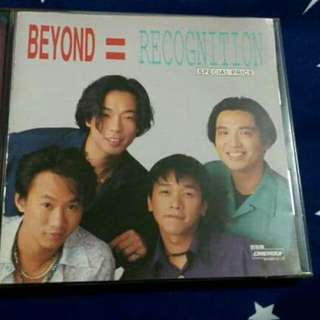 Beyond recognition精选1992( T113)